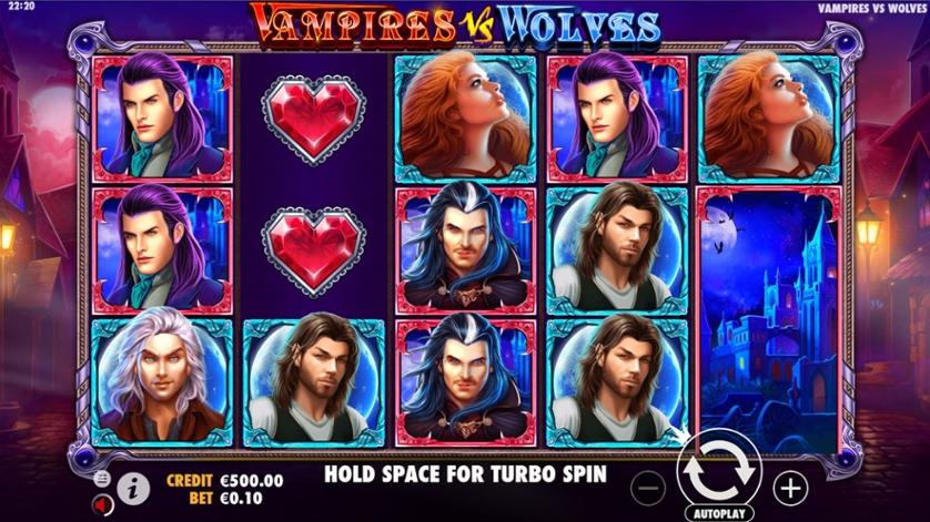 Spielen Sie Vampires Vs Wolves Kostenlos Im Demo Mode Von Pragmatic Play