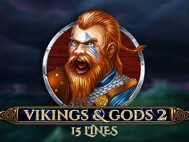 Vikings & Gods 2 15 Lines