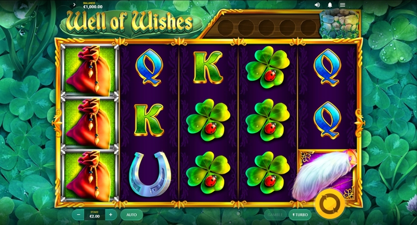 Casino luck 25 free spins