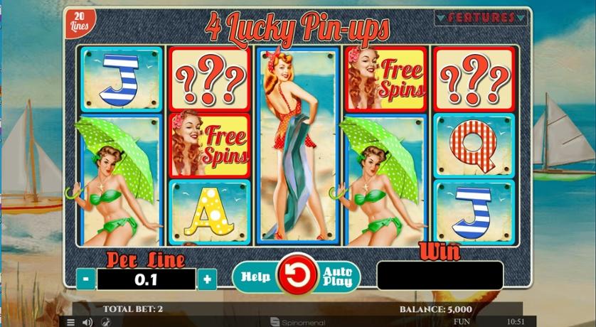 4 Lucky Pin-ups.jpg