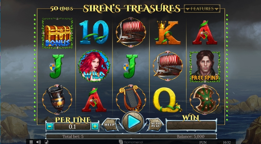 Red ruby slots