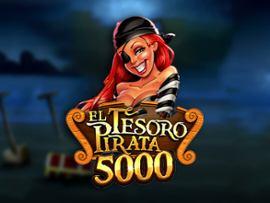 Tesoro Pirata 5000
