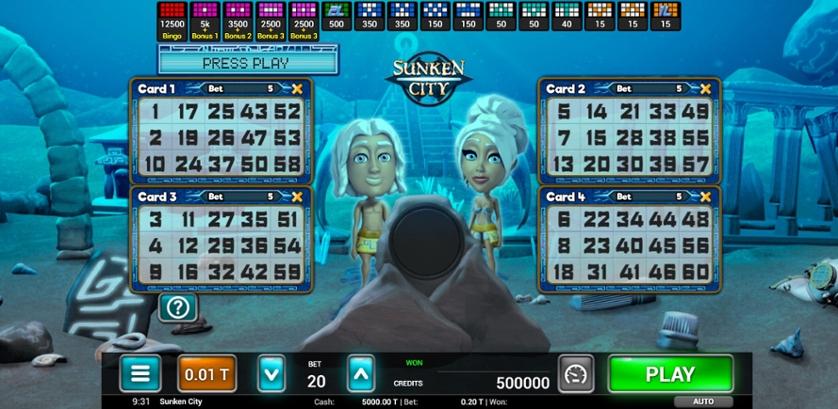 Sunken City Bingo.jpg