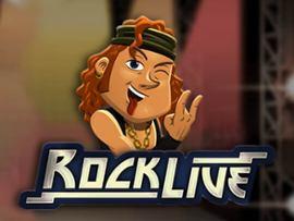 Rock Live Bingo