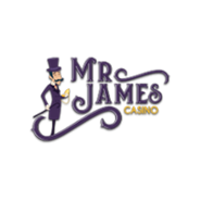 Mr. James Casino Logo