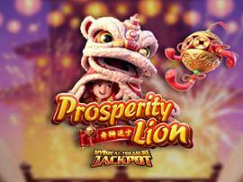 Prosperity Lion Jackpot