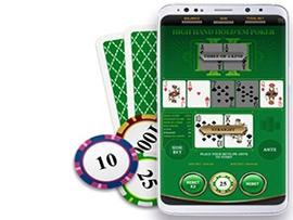 High Hand Hold em Poker