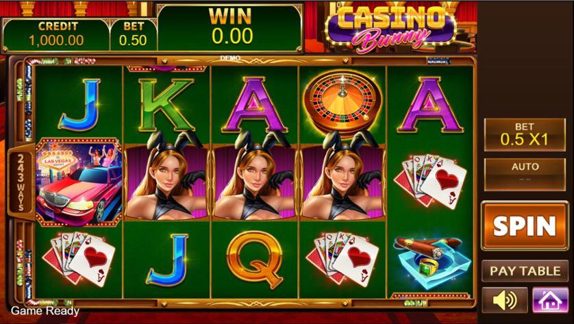 Play Jenny Nevada Slot Machine Free with No Download