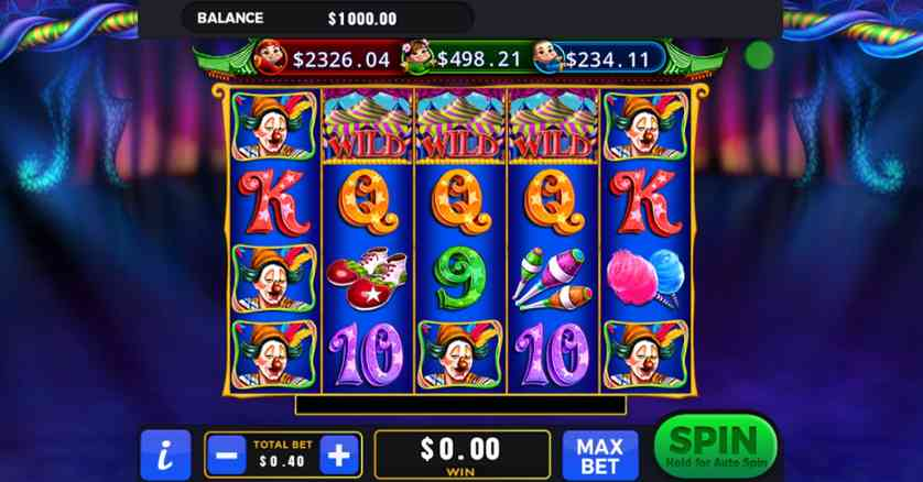 Play Circus Online With No Registration Required!